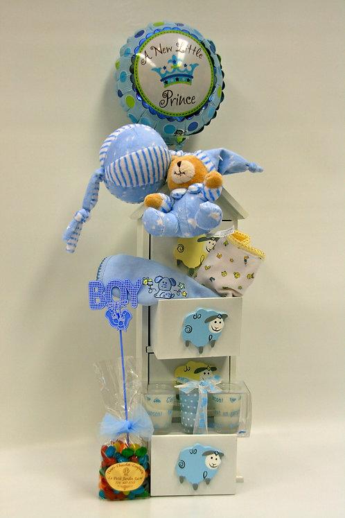 Baby Boy Decorative Stand