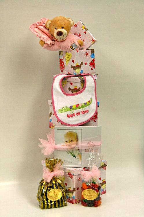 Baby Girl Tower