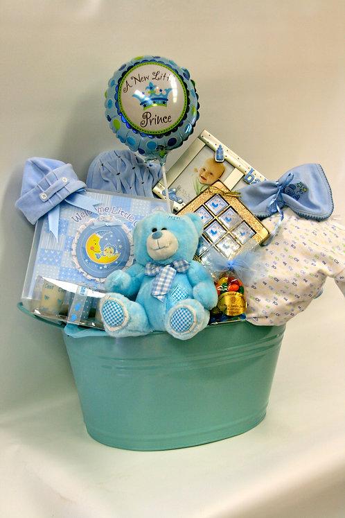 Baby Boy Bucket