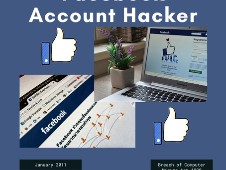 Case Study: UK Facebook Account Hacker Hit With A 12-Month Prison Sentence