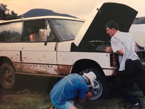 Old Range Rover Adventures
