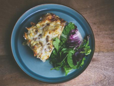 Greek Pastitio  (4 portions)