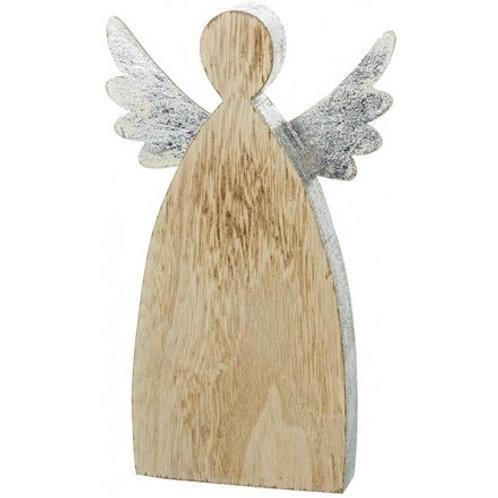 Rustic Wooden Angel