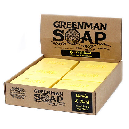 Greenman Soap 100g - Gentle & Kind