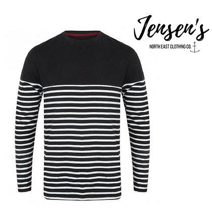 Jensen's Heritage Tee - Navy