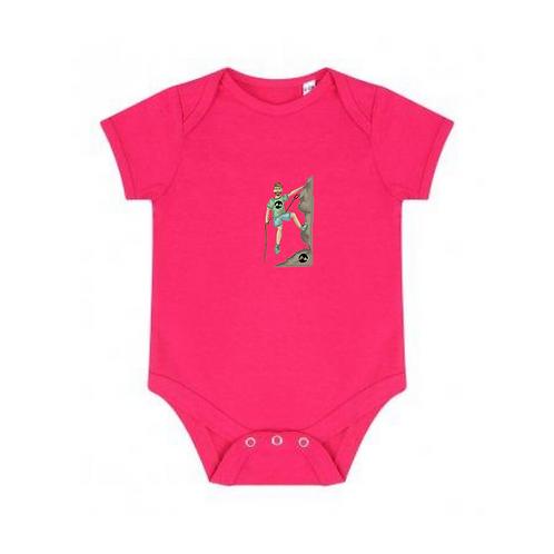 Baby Bodysuit - Climb (TRADE)