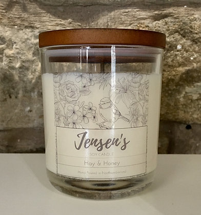 Jensen's 30cl Coconut & Lime Candle