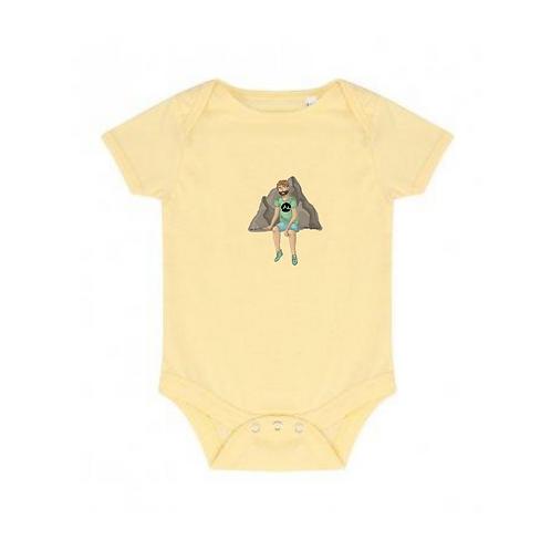 Baby Bodysuit - Mountain