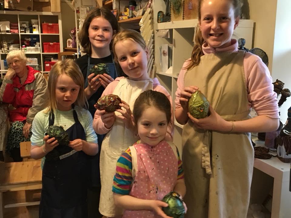 kids dragon egg class 1