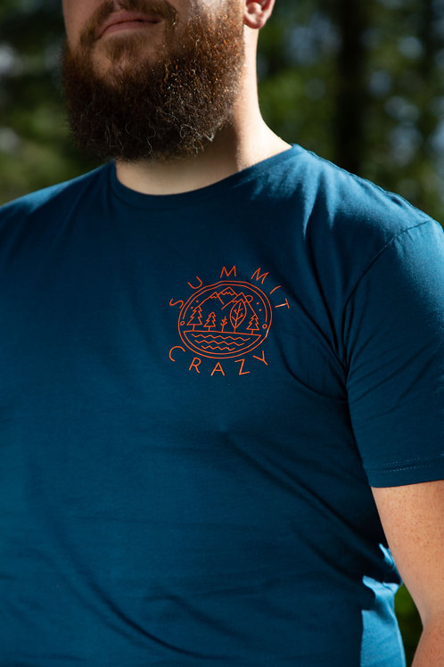 Summit Crazy Get Outside Tee
