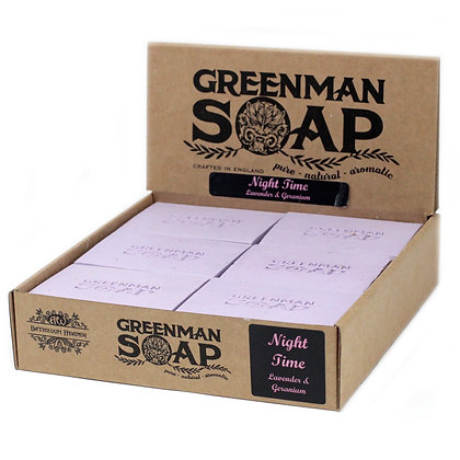 Greenman Soap 100g - Night Time