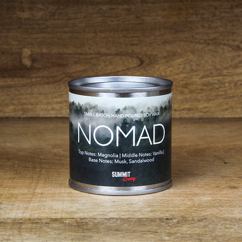 Summit Crazy Mini Tin Candle - Nomad