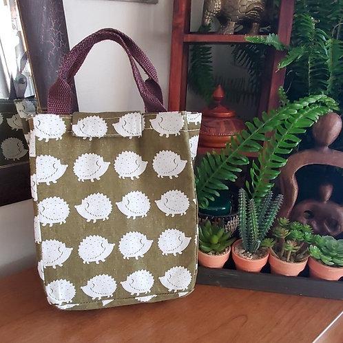 Hedgehog Lunch Bag