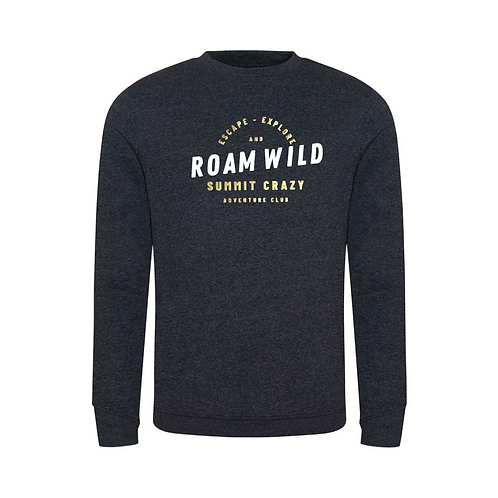Roam Wild Sweater (TRADE)