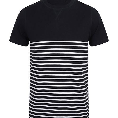Breton T-shirt - Navy