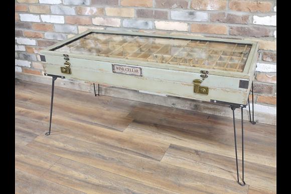 Vintage Style Coffee Table