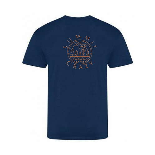 Women's Summit Crazy Get Outside Tee