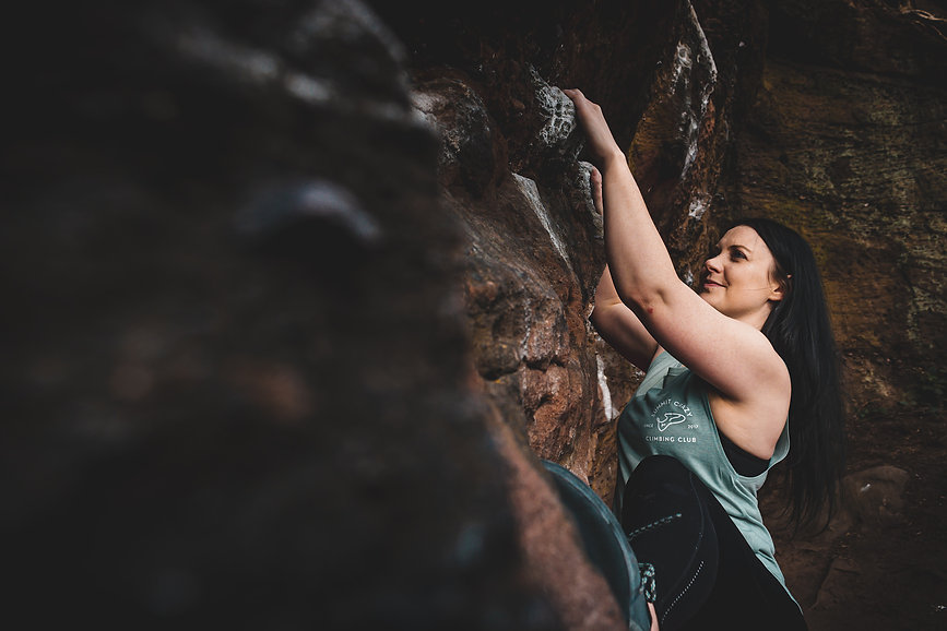 Summit Crazy climb like a girl vest