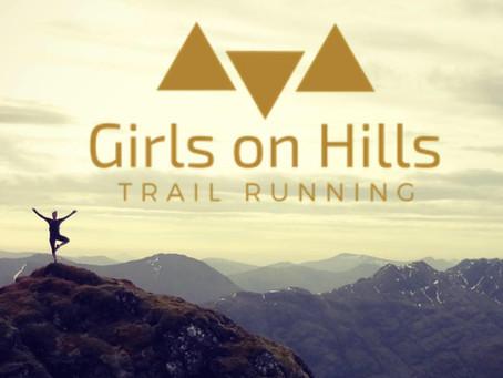 Girls on Hills - by Jill Bridges