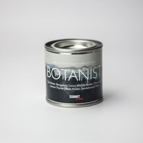 Summit Crazy Mini Tin Candle - Botanist