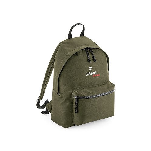 Recycled Backpack - Green