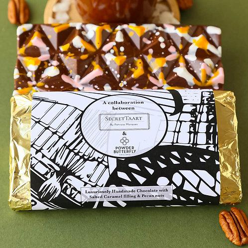 The celebration luxury chocolate bar!