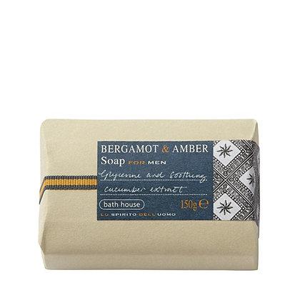 Bergamot & Amber Wash Bar