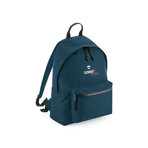 Recycled Backpack - Blue