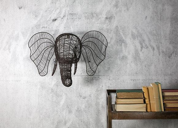 Eko Wire Elephant Head