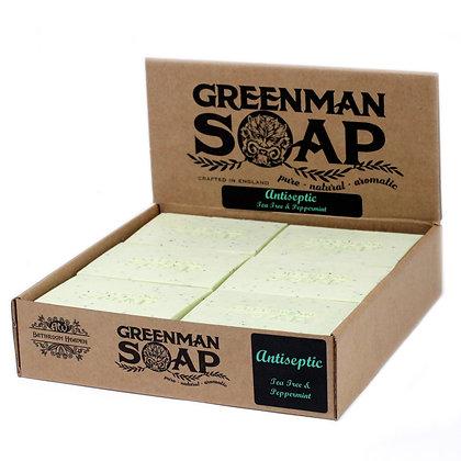 Greenman Soap 100g - Antiseptic Spot Attack