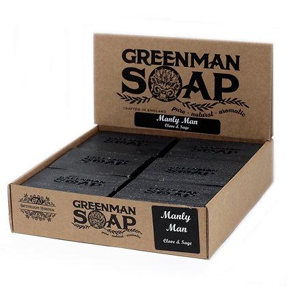 Greenman Soap 100g - Manly Man