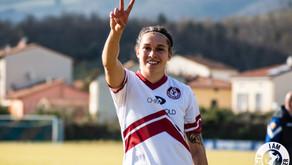 Calciomercato Arezzo: Silvia Leonessi vola in Svezia