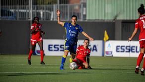 Serie A Femminile: San Marino - Hellas Verona al San Marino Stadium