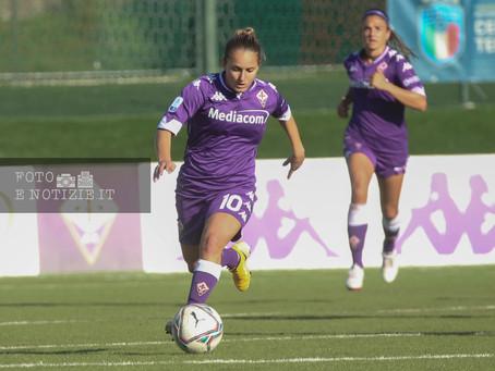 Calciomercato Fiorentina Women: Bonetti visite mediche con l'Atletico Madrid