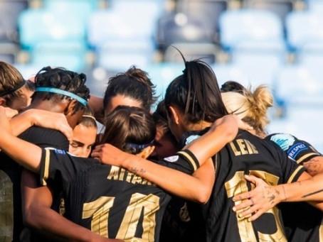 Women's Champions League, Manchester City - Barcellona 2-1