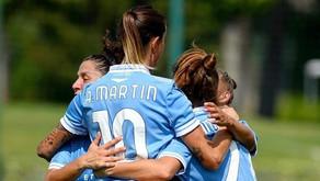 Serie B Femminile, Lazio - Perugia 3-0