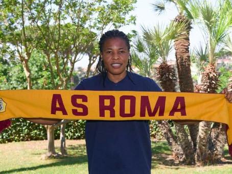 Calciomercato Roma Femminile: Ohale Osinachi ufficiale al Madrid CFF