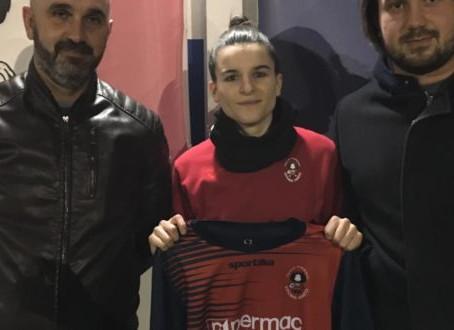 Calciomercato Vittorio Veneto: Silvia Cimarosti torna a vestire i colori rossoblù