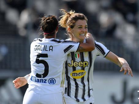 Serie A Femminile, Juventus Women - Pink Bari 9-1: l'analisi del match