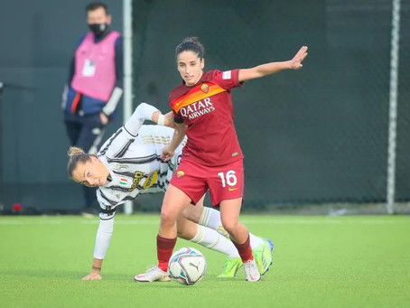 AS Roma Femminile: Claudia Ciccotti rinnova fino al 2023