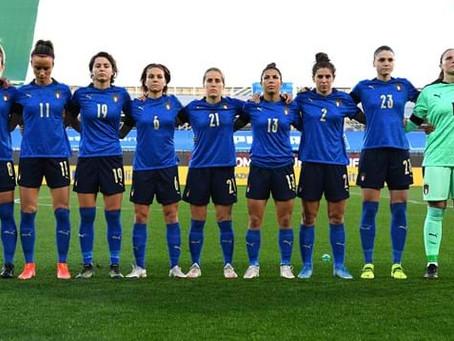 Nazionale femminile: le convocate per l'amichevole con l'Islanda