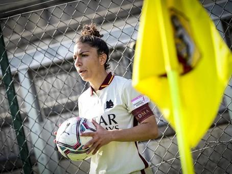 AS Roma Femminile: Elisa Bartoli rinnova fino al 2023