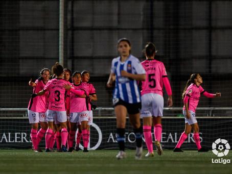 Primera Division: Espanyol - Huelva 1-1