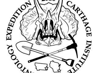 Carthage Institute of Paleontology Logo Design