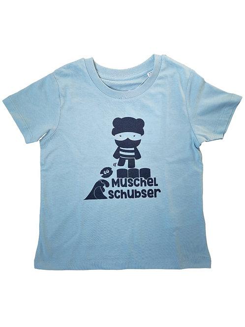"""T-Shirt """"Muschelschubser"""""""