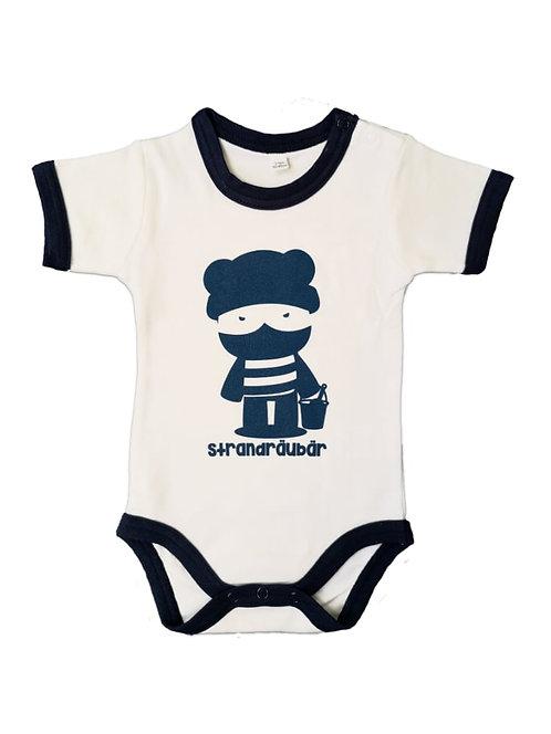 """Baby Ringer Body """"Strandräubär"""""""