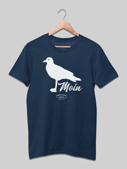 T-Shirt Möwe - Moin