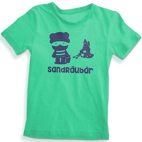 T-Shirt Sandräubär