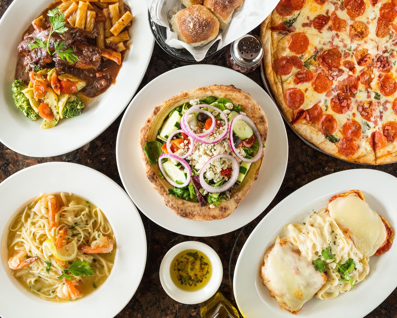 Delray Food Pics Fratellis Tiramisu 002 Shrimppasta 001