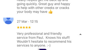 Look at our great recent reviews!